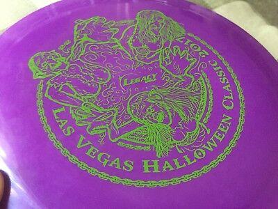 2017 Las Vegas Halloween Classic event disc golf Brand New rare?](Las Vegas Halloween Events)