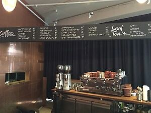 Cafe espresso bar Waterloo Inner Sydney Preview