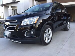 Lease takeover  chevy trax LTZ