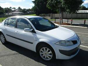 2008  TURBO DIESEL AUTO 73.OOOK RENAULT MEGANE Bethania Logan Area Preview