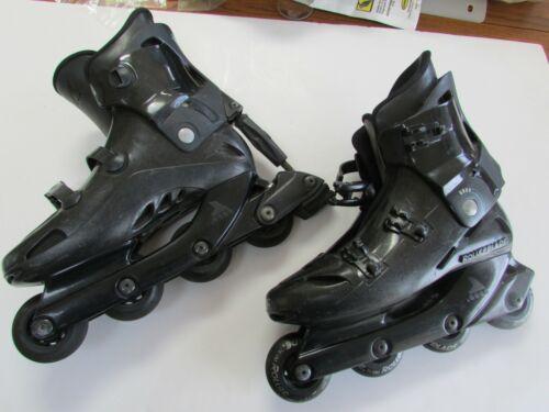 Swiss bought Tango Blade inline skates Junior 10 ½ Flex Control - missing straps