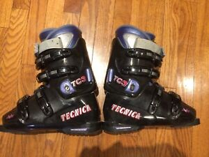 Ski boots, Size 5 1/2 US Mens or 7/7.5 US Womens or 38 Euro