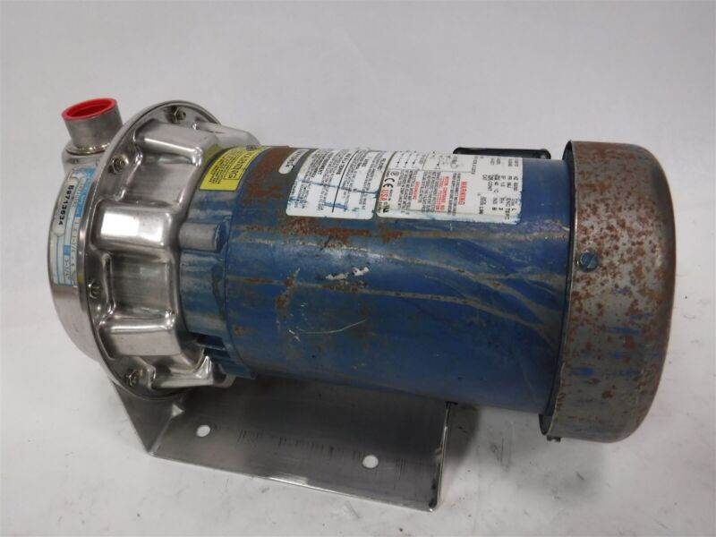 Used GOULDS 2 HP Centrifugal Pump NPE 1ST1G5B2/Franklin 1313381107 6G