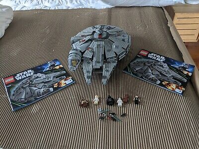 Lego Star Wars Millennium Falcon (7965) 99% Complete See description