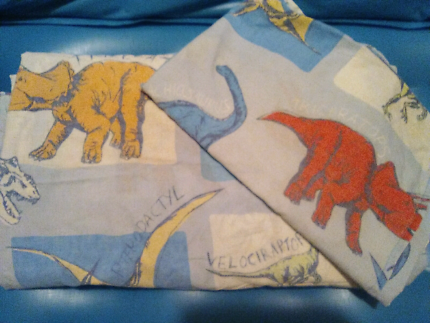 SB Dinosaurs Quilt cover set