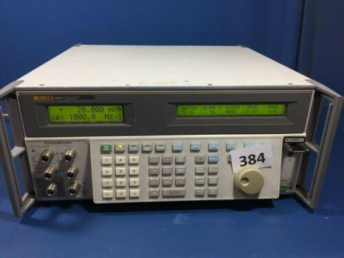 Fluke 5820A Oscilloscope Calibrator with 5 Channel 2.1 GHz Bandwidth Options