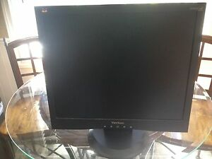 "22"" Viewsonic LCD hi def monitor for sale"