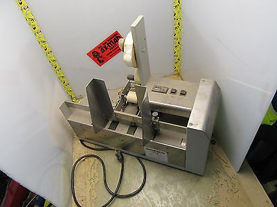 Datatech 1020 Tabber Tabbing Machine Astro 3h-70