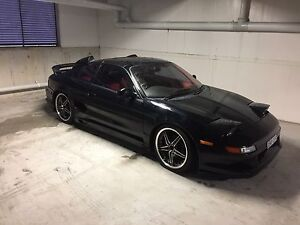 1990 Toyota MR2 GT Turbo Manly Vale Manly Area Preview