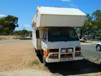 Isuzu Camper Truck Moorook Loxton Waikerie Preview