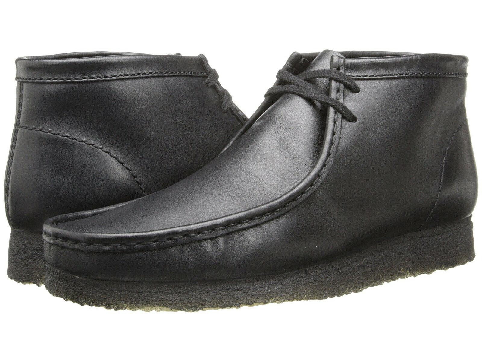 Men's Clarks Originals 'Wallabee' Boot, Size 10 M - Black