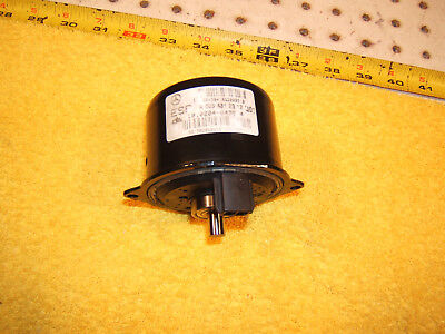 Mercedes W203 2005 C Class ABS pump outer Genuine MB OEM 1 Motor,A0054312912,ESP