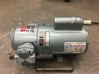 Gast 5h Series Oilless Piston Air Compressor 5hcd-10-m501x