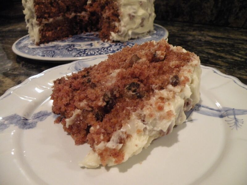 THE BEST Easter Carrot Cake Recipe! Moist and Yummy! No Box Cake Mix! Scratch!