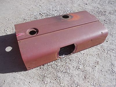 Farmall 706 Rowcrop Tractor Original Ih Ihc Hood For Over Engine