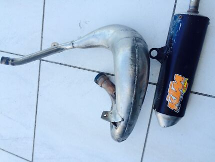 KTM 65 exhaust off 2012 model Coomera Gold Coast North Preview