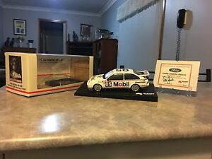 1989 peter brock ford sierra rs 5000 model car Blackbutt Shellharbour Area Preview