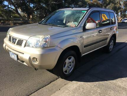 2004 Nissan X-trail Wagon 5 SPEED MANUAL, RWC and REGO