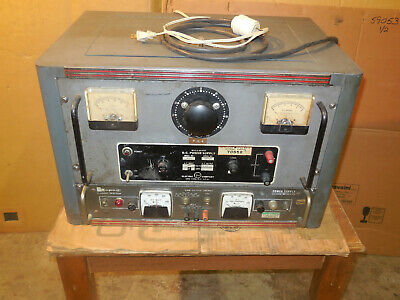 Vintage D.c.power Supply-kepco