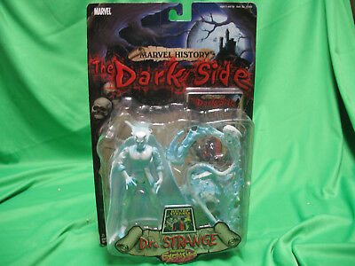 Marvel History - Marvel History  The Dark Side  Astral Dr Strange  Previews Exclusive Toy Biz 5B3