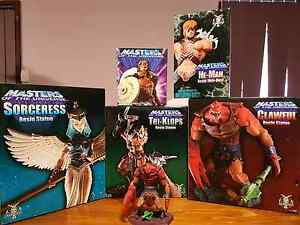 Masters of the Universe Large Statue Collection Huntingdale Gosnells Area Preview