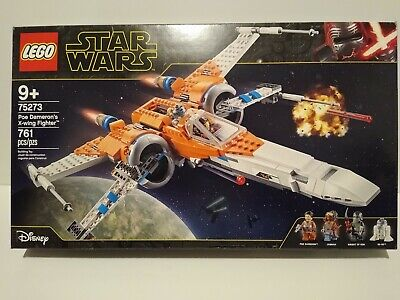 LEGO 75273 Star Wars Poe Dameron's X-wing Fighter 761pcs unopened