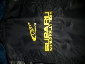 Vintage Subaru World Rally Team Jacket XL
