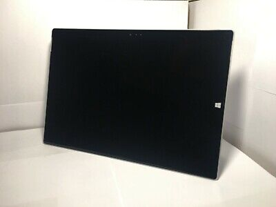 Microsoft Surface Pro 3 12.3 in i5 128 GB SSD 4 GB RAM Silver Win 10 Bad LCD