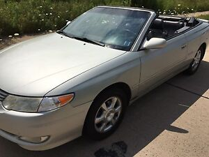 Very Nice 2003 Automatic Toyota Solara Convertible