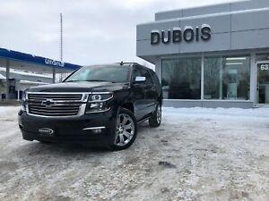2019 Chevrolet Tahoe Premier + DEMO + LOC - 12 MOIS - 995$ + TX