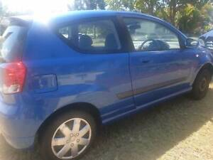 Holden Barina Manual 1.4 L $2300 Blue Bundall Gold Coast City Preview