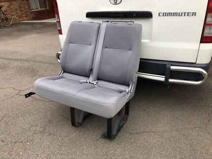 One row of passenger seats for Toyota Hiace Commuter******2008. Edmondson Park Liverpool Area Preview