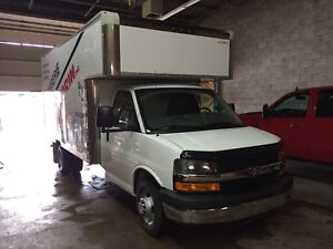 Camion Chevrolet express 4500 2010