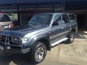 1991 Toyota LandCruiser Wagon Warragul Baw Baw Area Preview