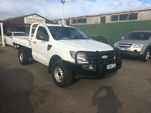 Ford Ranger PX XL Single Cab 4x4 3.2 Turbo Diesel Manual Bellevue Swan Area Preview