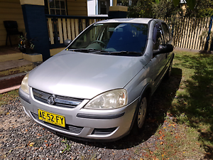 Holden Barina 2005 Abermain Cessnock Area Preview