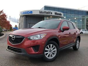 2013 Mazda CX-5 GX FWD GX BLUETOOTH, CRUISE, ALLOY RIMS, 5.8 SCR