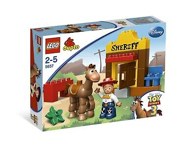 Lego Duplo 5657 Jessies Guard - Toy Story 3 from The Year 2010 - New/Boxed