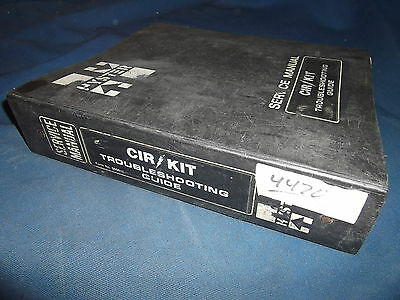 Hyster Forklift Cir Kit Troubleshooting Electrical Service Shop Repair Manual