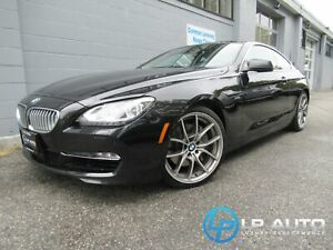 2012 BMW 650i xDrive Coupe! LOADED! LOCAL! MINT!