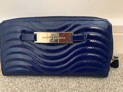 Jasper conran purse - Dark Blue - Mint Condition