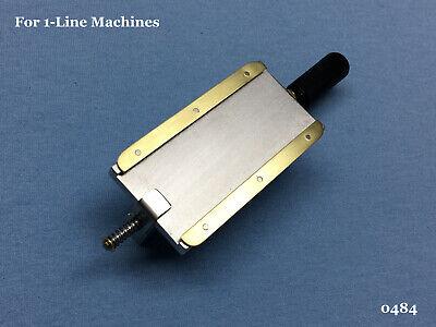 Kingsley Machine  72pt. Wafer Type Die Holder  Hot Foil Stamping Machine