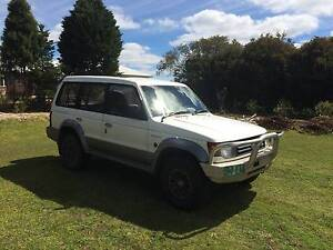 1991 NH Mitsubishi Pajero Wagon GLS LWB 4x4 4 x 4 Highfields Toowoomba Surrounds Preview