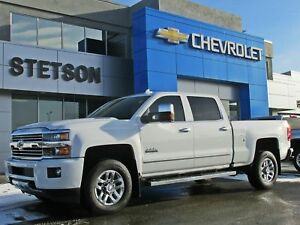 2016 Chevrolet SILVERADO 3500HD High Country Duramax 5th Wheel P