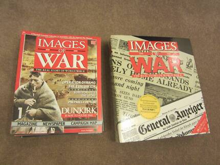 Images of War magazine collection  99% complete