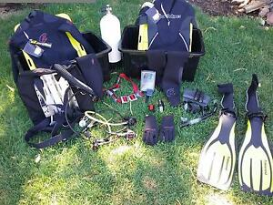 Brand New complete Scuba Diving Equipment...ABSOLUTE BARGAIN Maida Vale Kalamunda Area Preview