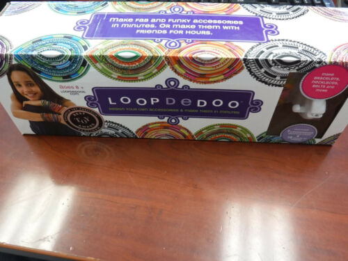 LOOPDEDOO Design Your Own Accessories Jewelry Making Toy Award Teen Ages 8+