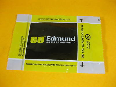 Edmund Optics 12.5mm Dia 2mm Coated 110 Wave Fused Silica -- 84462 -- New