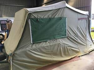 CUB hardfloor rear fold camper Mount Gambier Grant Area Preview