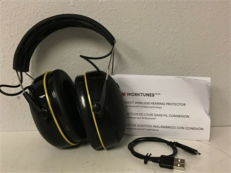 3M WorkTunes Connect Hearing Protector - PRE-OWNED (#2)